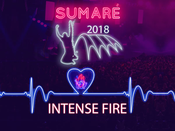 Jump Sumaré 2018 - Intense Fire